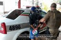 PM de São Lourenço registra aumento de prisões por violência domestica