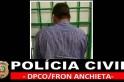 Suspeito de abusar sexualmente de duas filhas é preso pela policia