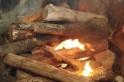 Fogo fácil, sem perigo na sua churrasqueira ou fogão a lenha
