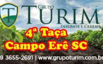 4ª Taça Turim começa nesta sexta-feira 21