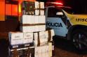 Mais de R$ 4,2 milhões de contrabando é apreendido na região de Marmeleiro