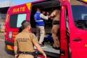 Vídeo - Socorro emocionante feito por policiais militares e bombeiros do Paraná em criança afogada