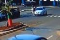 Flagrante – Vídeo mostra mulher sendo atropelada sobre faixa de pedestre em Palma Sola