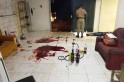 Cinco são indiciados pelo triplo homicídio em Quilombo