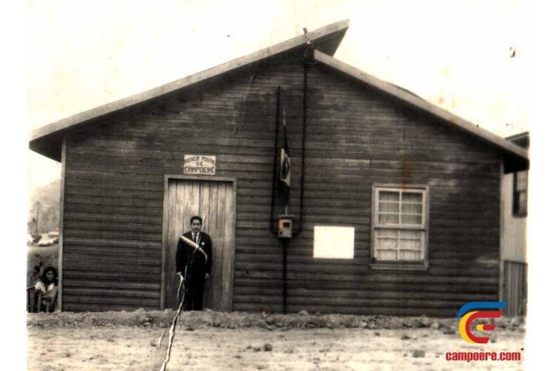 Foto: 1º correio 1966 - campoere.com/Resgate história