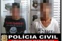 Jovens que ameaçavam famílias para não serem denunciados são presos pela policia