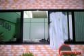 Ladrões roubram o cofre pela janela. Foto: www.campoere.com