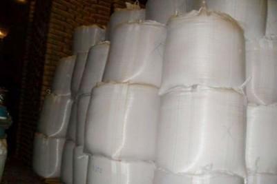 Bia bag's de insumos agrícolas despencam sobre trabalhadores em Campo Erê.