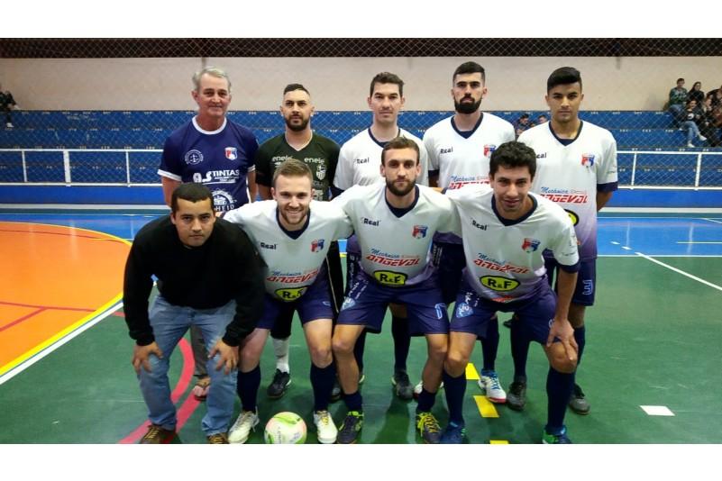 Duas equipes já estão na próxima fase da 3ª Taça Turim de futsal.