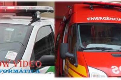 Duas pessoas são mortas a tiros em Palma Sola