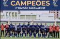 Azuriz é campeão da 2º Divisão do Paranaense