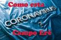 Semana começa com cuidados redobrados com o coronavírus em Campo Erê