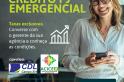 Sicoob MaxiCrédito disponibiliza linha de crédito emergencial para empresas
