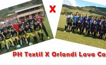 Decisão – Finais do campeonato de futebol de Saltinho SC