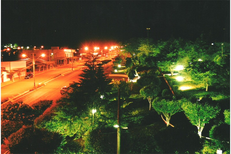Praça Noturna