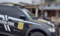 Urgente - Policia prende um suspeito da morte de família em São Domingos.