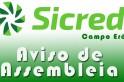 Sicredi convoca associados para assembleia