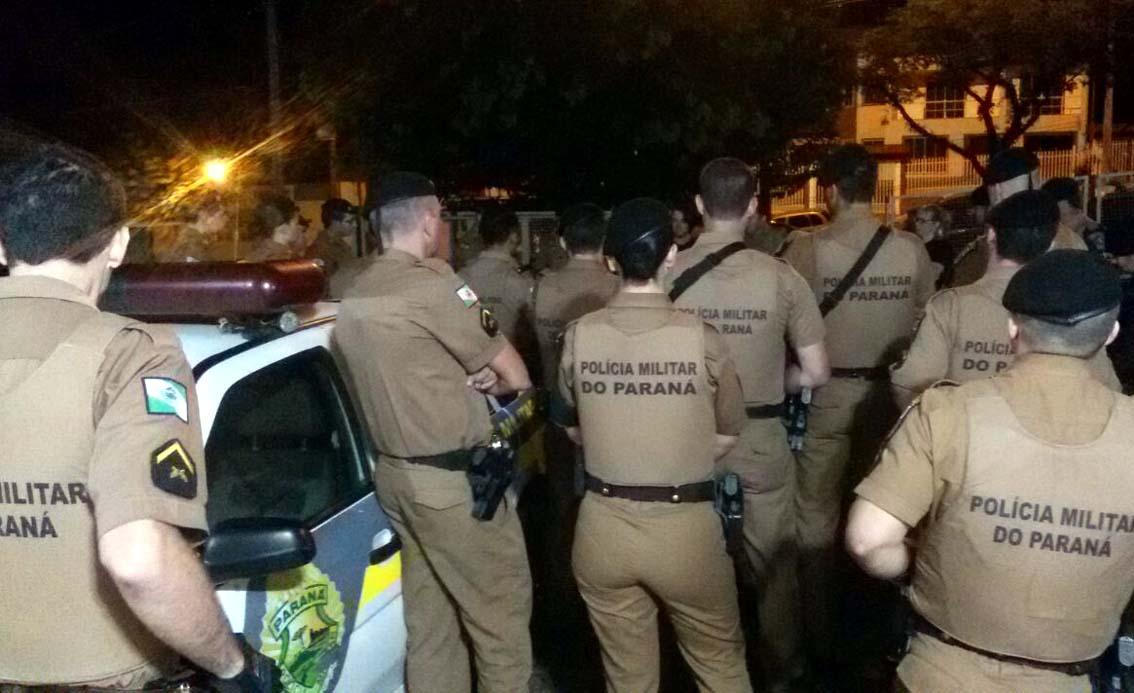Resultado de imagem para imagens operação policial no paraná