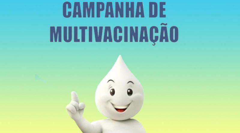 Resultado de imagem para campanha de multivacinação 2017