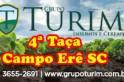Departamento de esportes e empresa cancela 4ª Taça Turim