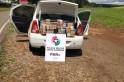 Policia apreende R$ 28 mil em contrabando em Campo Erê