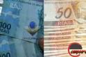 Atenção – Notas falsas de R$ 50 e 100, podem estar sendo distribuídas na região para compra de votos