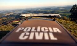 Policia identifica e prende suspeitos de homicídio em Quilombo