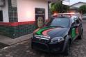 Policia prende dois suspeitos de assalto em Pinhalzinho